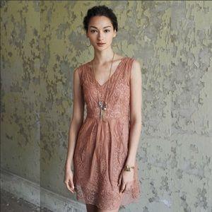 Anthropologie At Dusk dress by Yoana Baraschi